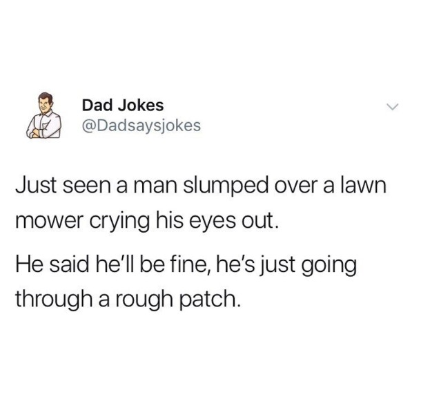dad says jokes
