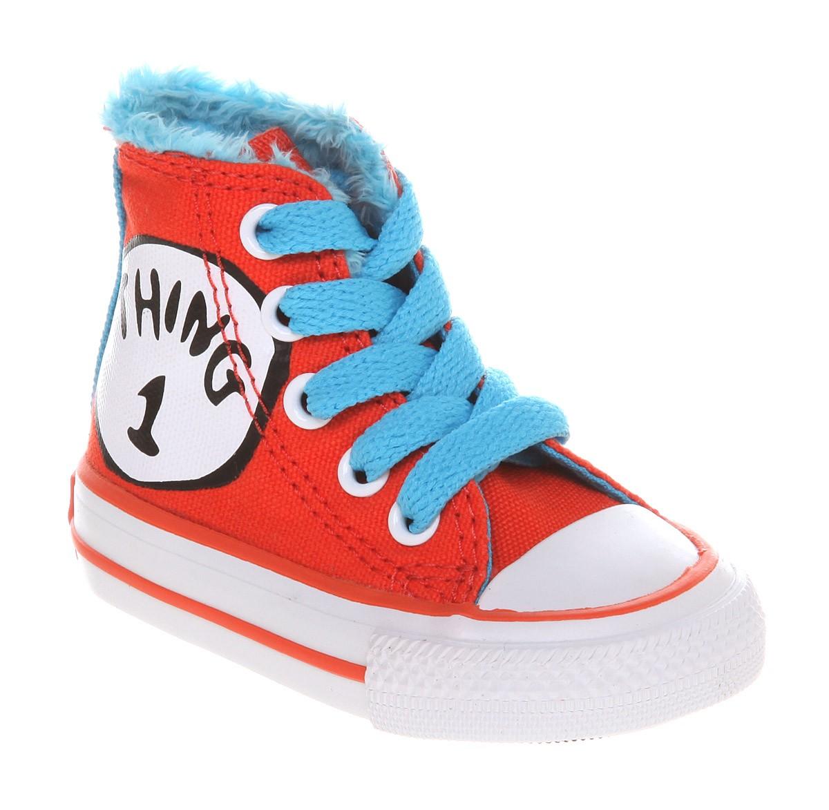 Introducing Dr.Seuss shoes! - MadeForMums ef1940328