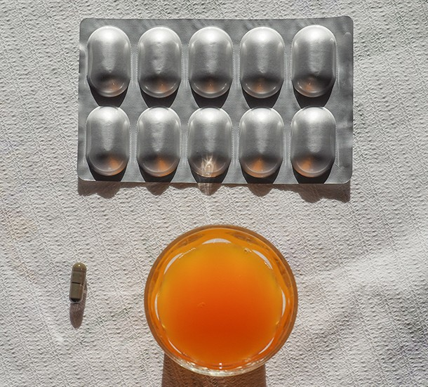 anaemia tablets