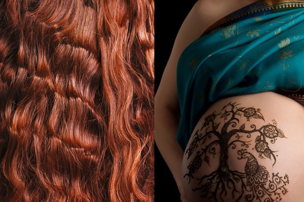 Can henna tattooes or hair dye harm my baby when pregnant? - MadeForMums