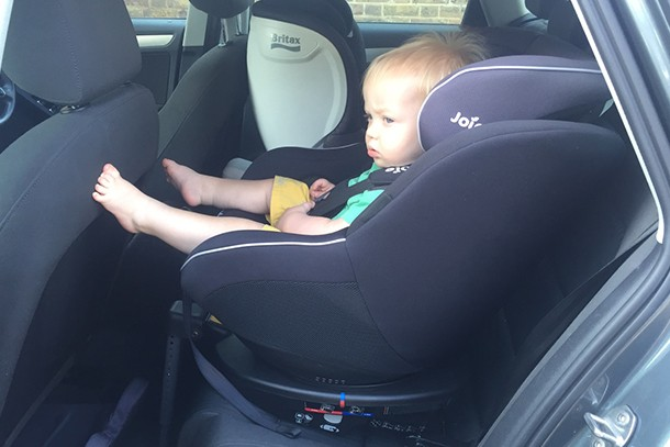 Joie Spin 360 Car Seat Review - Car seats from birth - Car seats -  MadeForMums