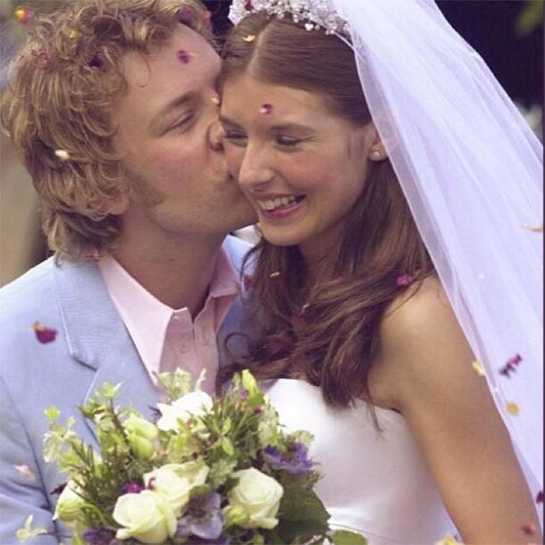jamie and jools oliver wedding