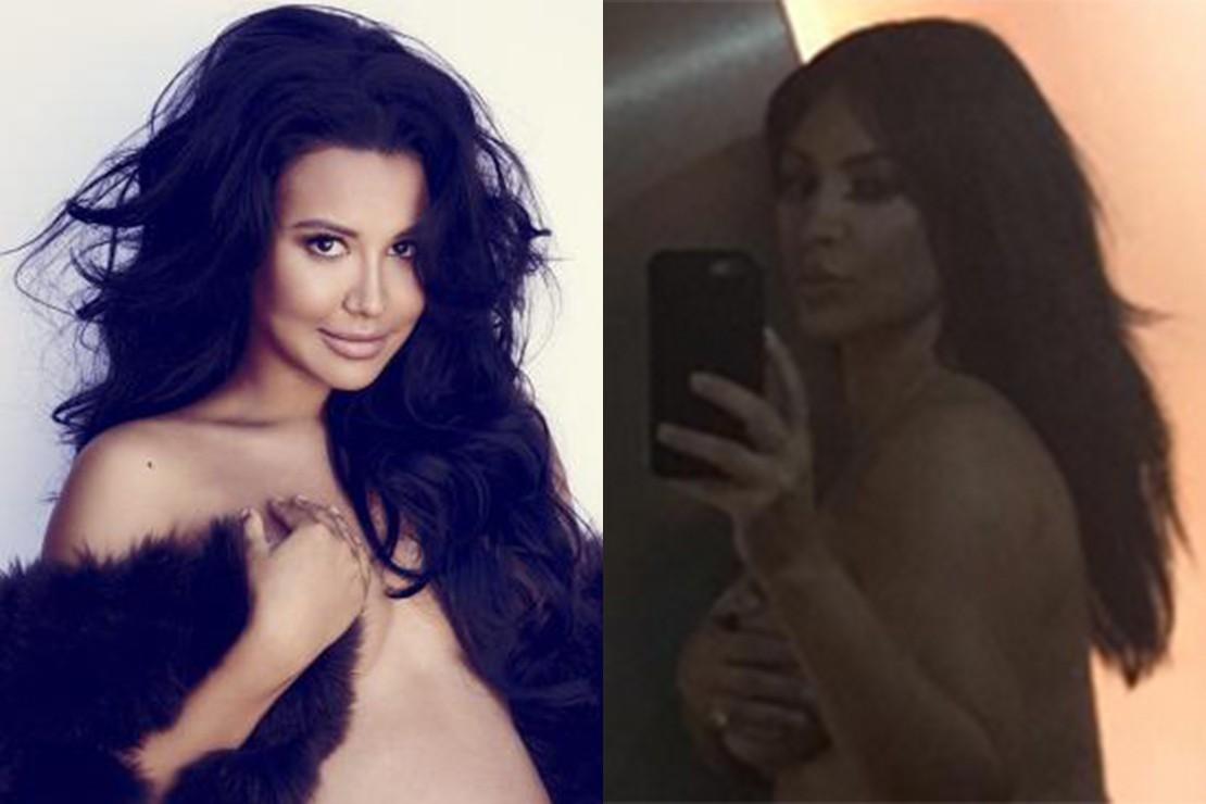 kim-kardashian-vs-naya-rivera-naked-bump-off_129488