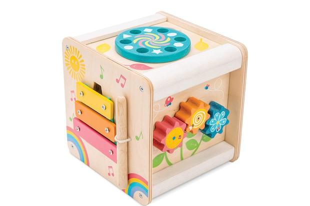 le toy van activity cube