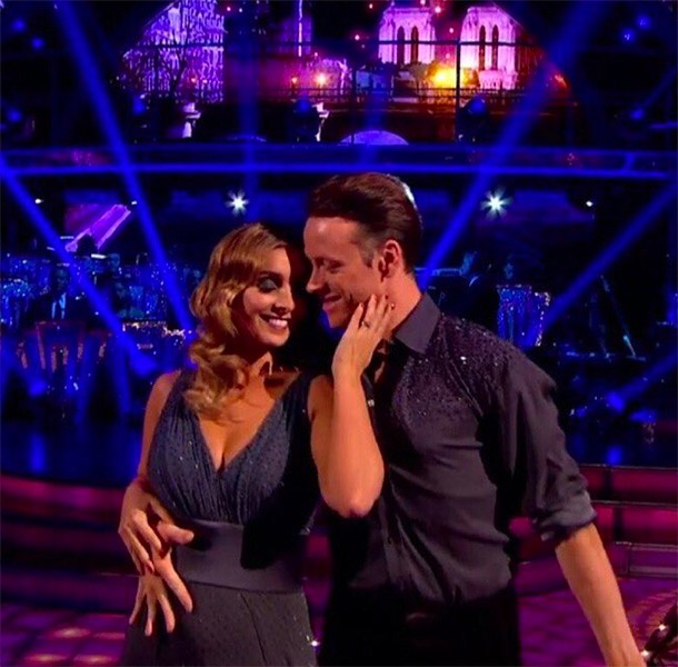 louise on strictly