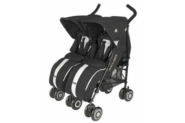 Maclaren Twin Techno Twins Tandems Pushchairs Madeformums