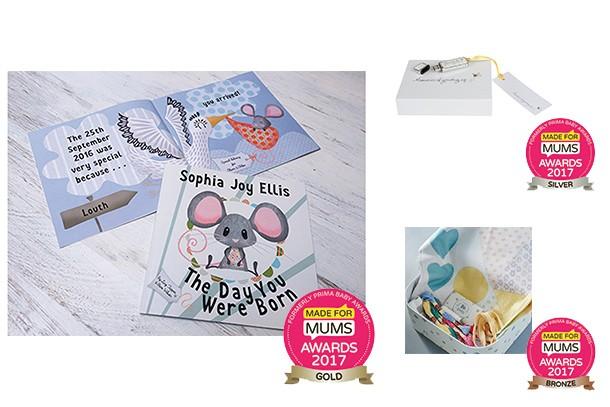 Best baby keepsake/gift MFM Awards 2017