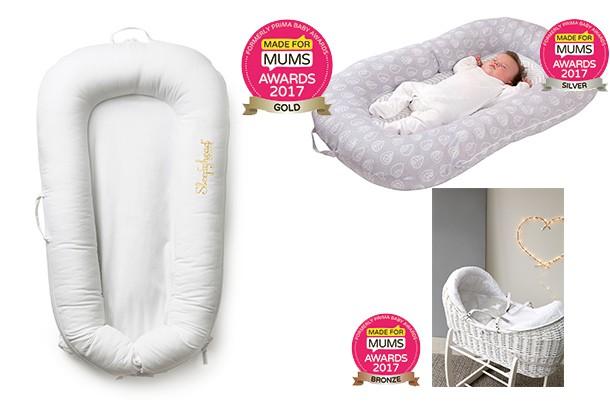Best baby nest/sleeping pod/moses basket MFM Awards 2017