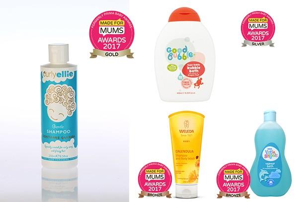 Best baby wash product MFM Awards 2017