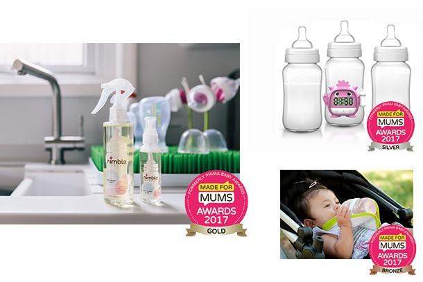 Best breastfeeding accessory MFM Awards 2017