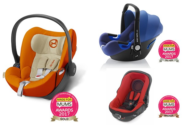 Best Group o+ car seat MFM Awards 2017