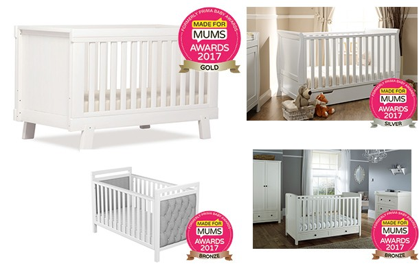 Best cot or cotbed MFM Awards 2017