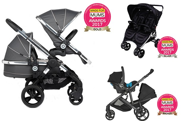 Best double buggy MFM Awards 2017