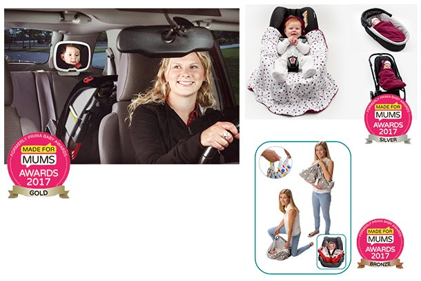 Best family car accessory MFM Awards 2017