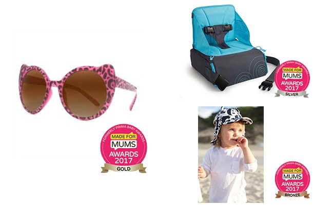 Best family travel product £15-£30 MFM Awards 2017