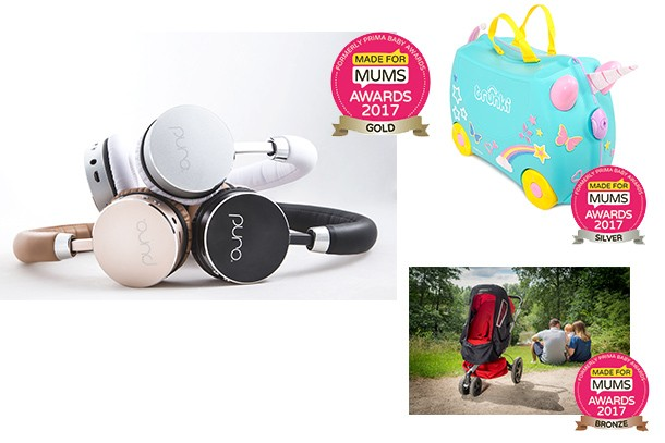 Best family travel product over £30 MFM Awards 2017