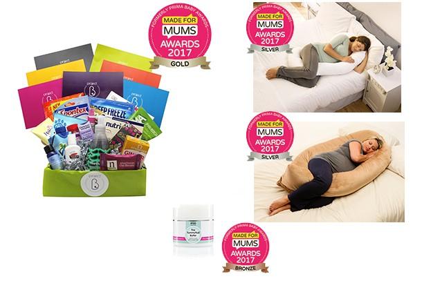 Best pregnancy product MFM Awards 2017