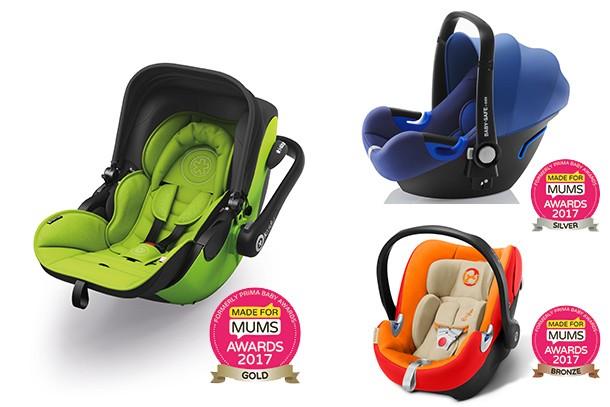 Best i-size car seat MFM Awards 2017