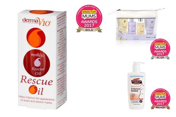Best pregnancy skincare product MFM Awards 2017
