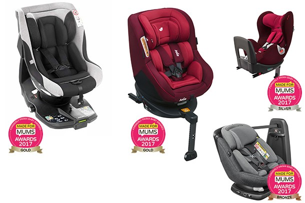 Best rotating car seat MFM Awards 2017