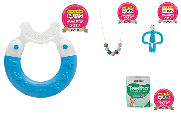 Best baby soother/teether MFM Awards 2017