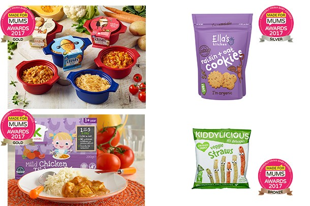 Best toddler food product/range MFM Awards 2017
