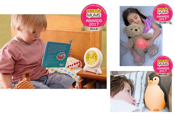 Best toddler sleep training products MFM Awards 2017