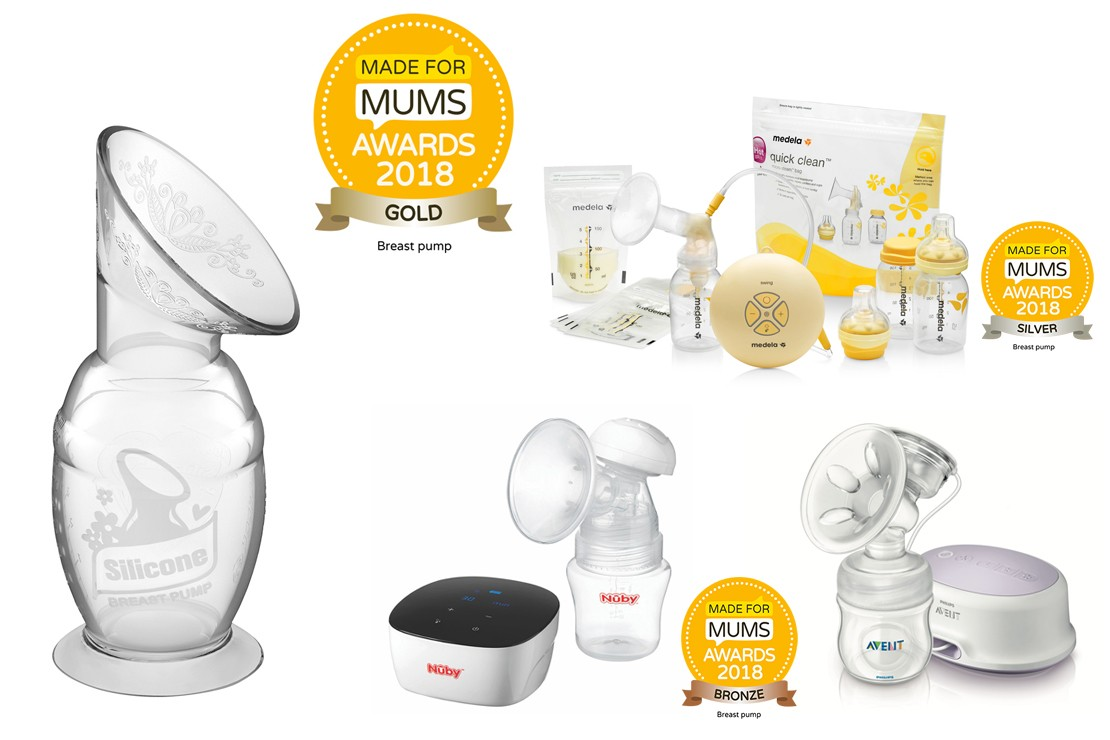 Breast pump winners MFM Awards 2018