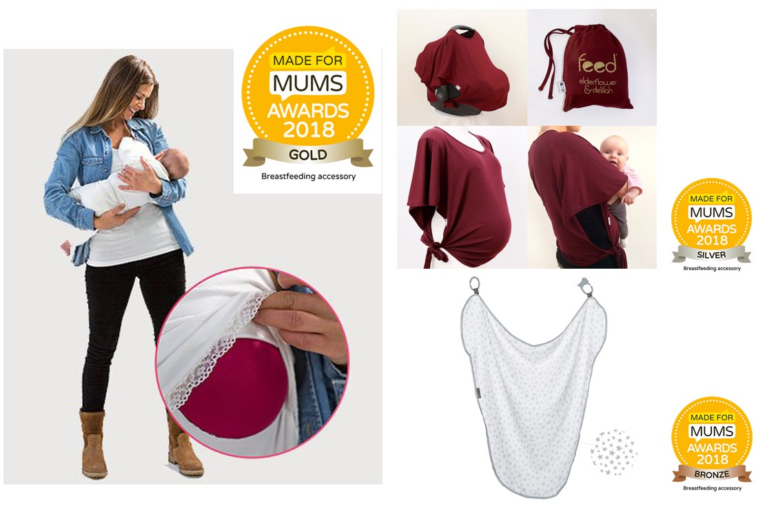 Best breastfeeding accessory MFM Awards 2018