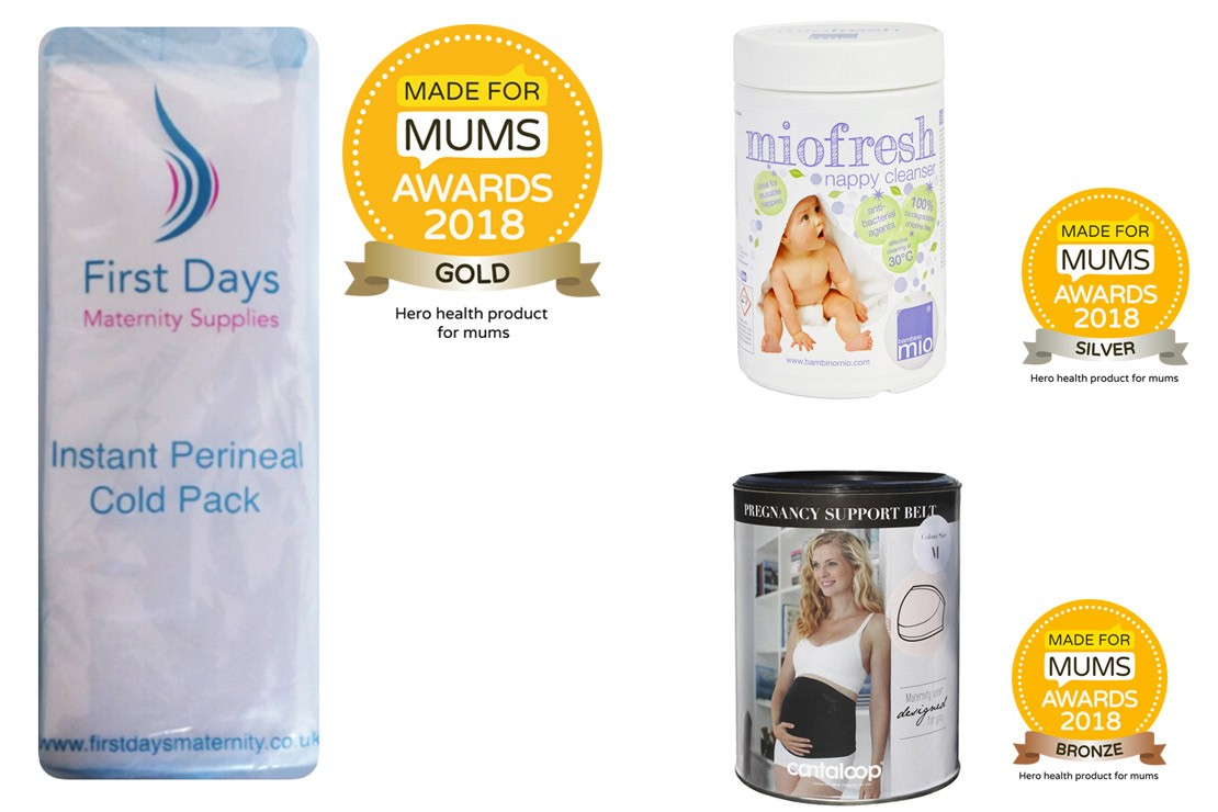 Best health products for mums MFM Awards 2018