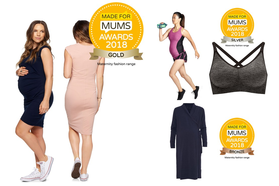 Best maternity clothes MFM Awards 2018