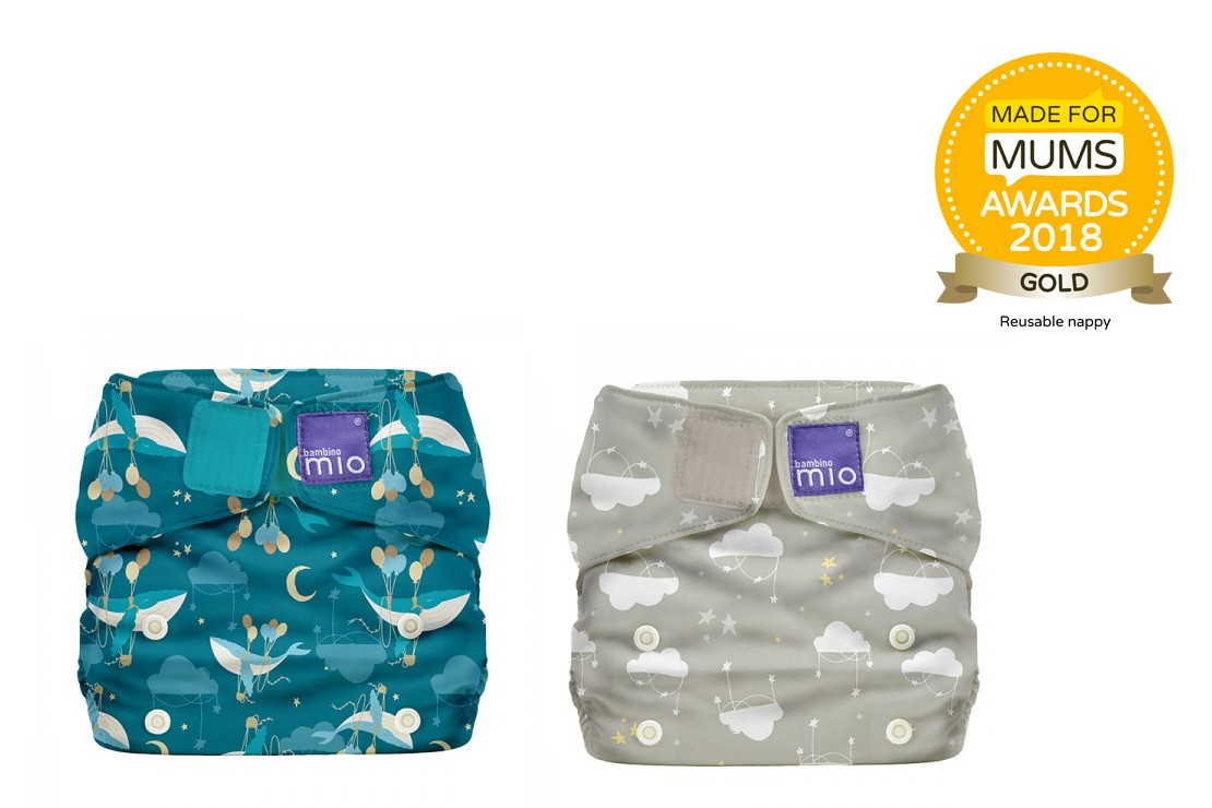 Reusable nappy winner MFM Awards 2018