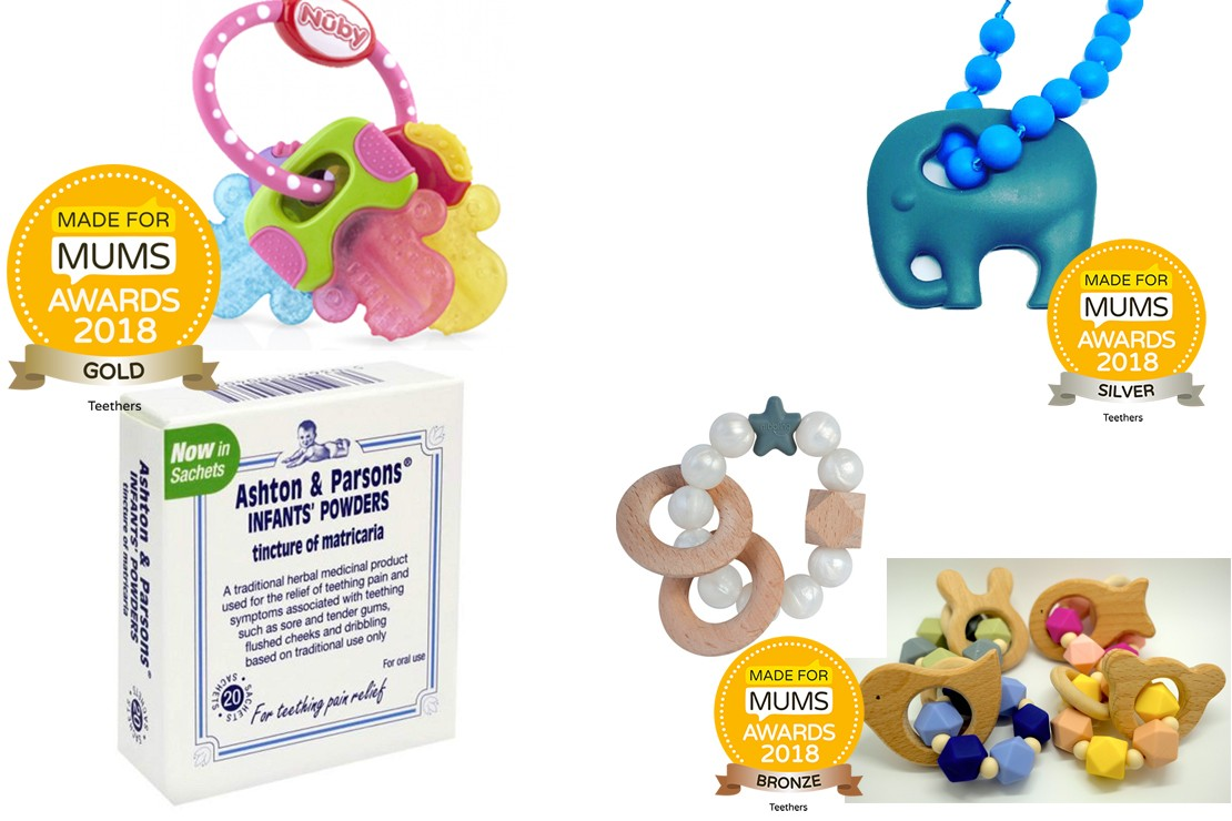 Best teether MFM Awards 2018