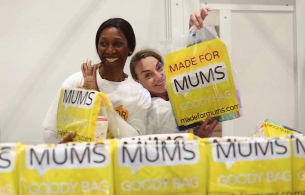 madeformums goody bag
