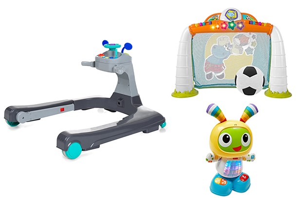 best toy for active play 2018