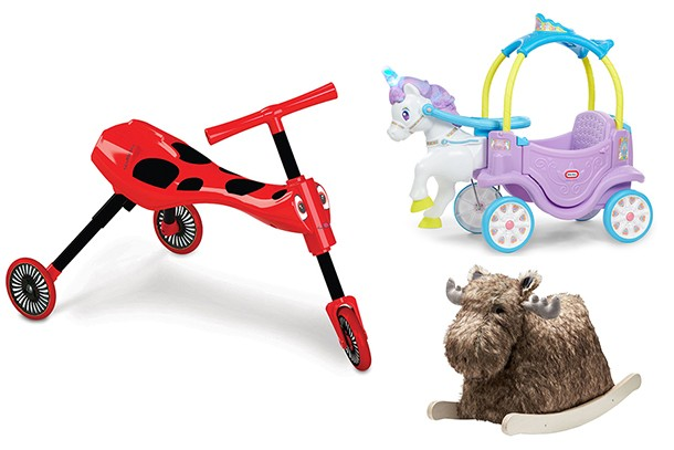 best ride-on toys