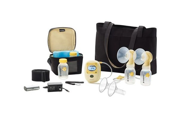 Medela Freestyle Breast Pump With Calma Breast Pumps Feeding