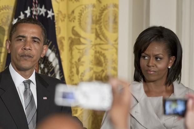 Michelle Obama pregnancy rumours - MadeForMums