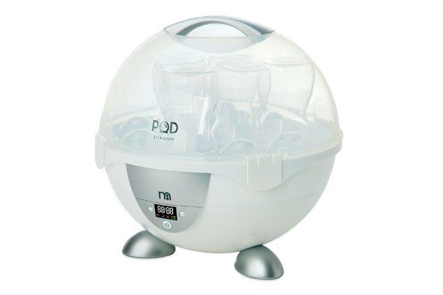 Mothercare Pod 48 Hour Advanced Digital Steam Baby Bottle Steriliser LCD Display