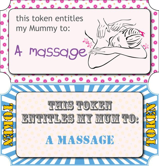 image about Printable Tokens referred to as Moms Working day totally free vouchers - towards print out - MadeForMums