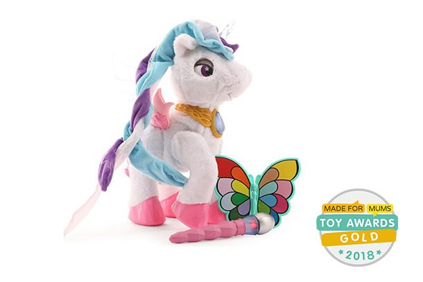 Myra the magical make up unicorn