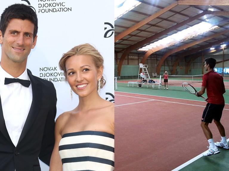Novak Djokovic S Wife Jelena Gives Birth To Baby Boy Madeformums