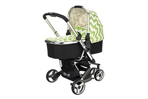 Obaby Chase 3-in-1 Zigzag Stroller - Travel systems - Pushchairs -  MadeForMums 1227a3cc53