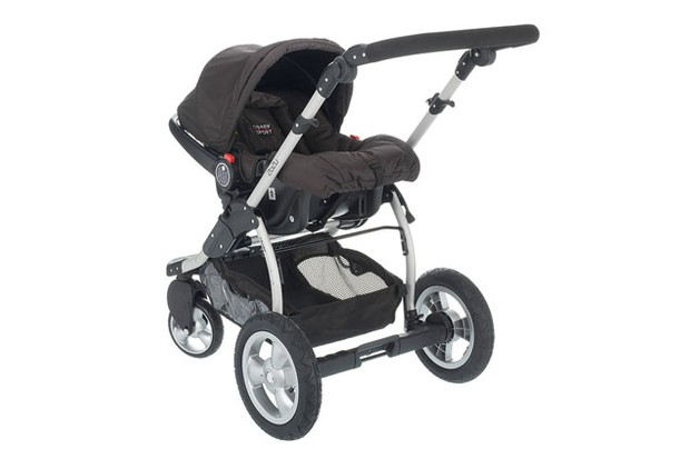 Obaby Chase 3-in-1 Zigzag Stroller - Travel systems - Pushchairs ... 5b81cfcc89