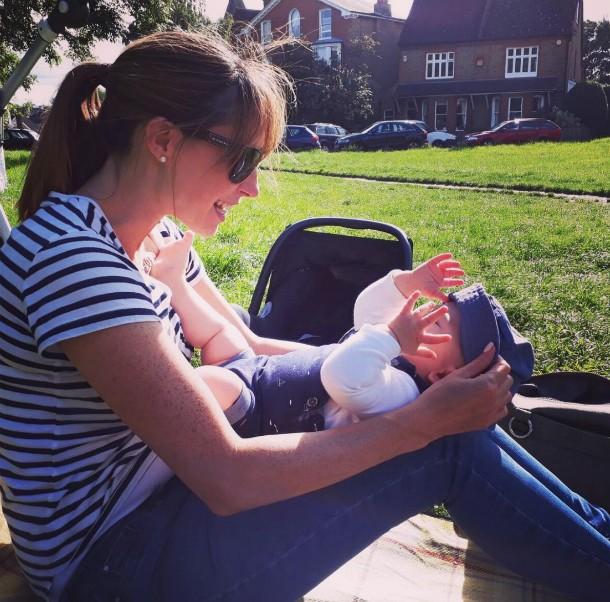 alex jones thomson in the park