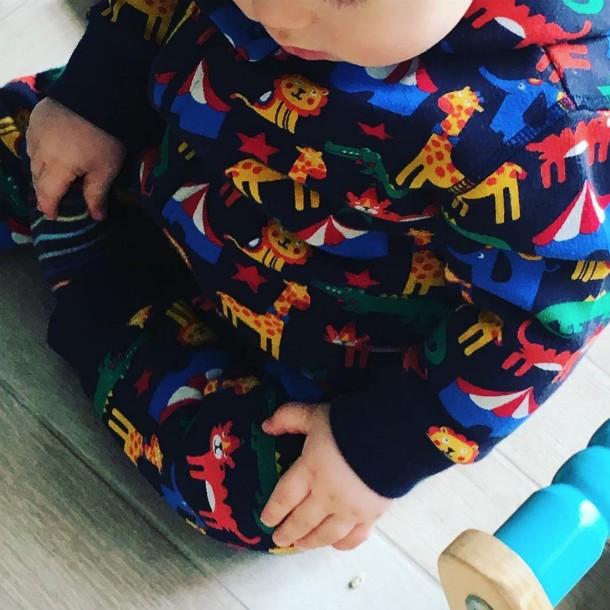 alex jones thomson baby