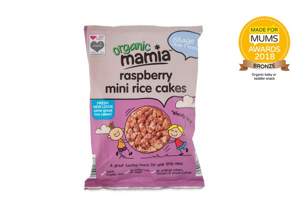Award Winning Best Organic Baby And Toddler Snack Range 2018