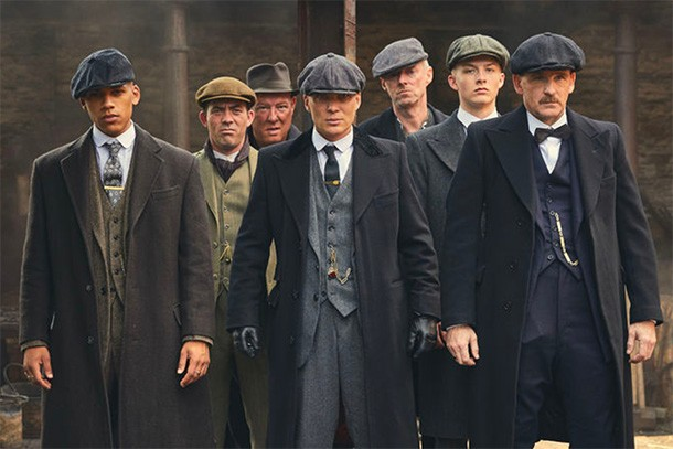 b3e12cc8 Peaky Blinders inspired baby clothes from Mamas and Papas - MadeForMums