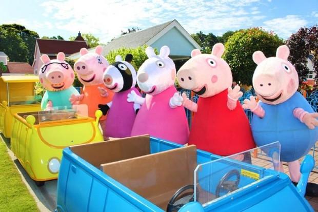 Peppa Pig World At Paultons Family Theme Park Full Review 2018