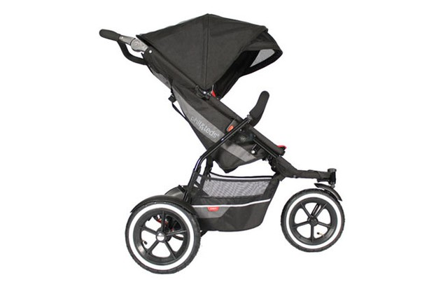 Phil Teds Explorer 3 Wheeler All Terrains Pushchairs